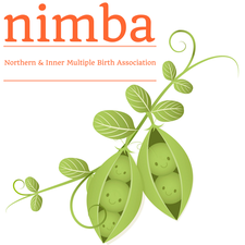 Northern & Inner Multiple Birth Association (NIMBA) logo