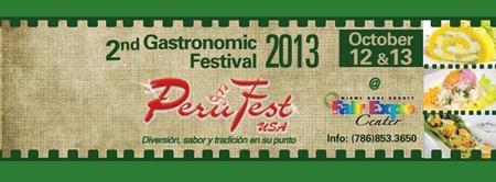 PeruFest USA 2013