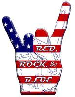 Inaugural Red, Rock, and Blue Fall Golf Tournament...