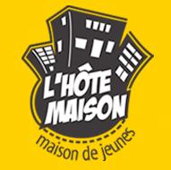 Maison des Jeunes L'Hôte Maison logo
