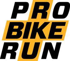 Pro Bike + Run logo