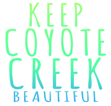 Keep Coyote Creek Beautiful logo