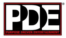 Purpose Driven Entertainment logo