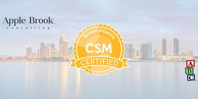 Certified ScrumMaster® (CSM) - Fallbrook, CA