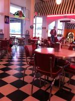 Investigation at Yesteryears 50's diner