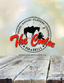 The Coulee Pub & Grill logo