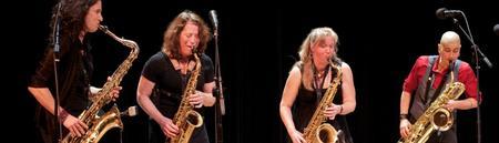 The Tiptons Sax Quartet - night 1
