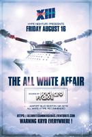 Boat Cruise Summer Series: The ALL WHITE Affair