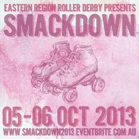 ERRD SMACKDOWN 2013 Roller Derby Tournament