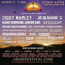ARISE Music Festival, LLC logo