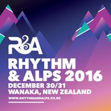 Rhythm & Alps logo