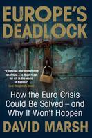 SPERI Book Launch: 'Europe's Deadlock' by David Marsh...