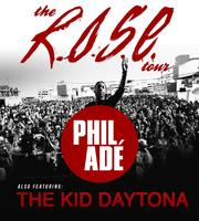 #HIPHOP4REAL Presents Phil Ade R.O.S.E. Tour