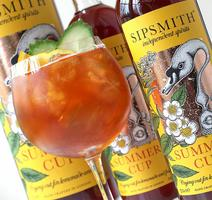 Sipsmith's Summer Cup Sundowners