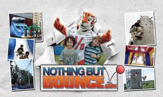 Nothingbutbounce.com Indoor Party Times September