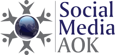 Social Media AOK logo