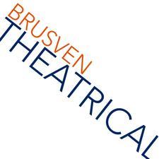Brusven Theatrical logo