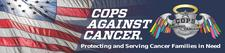 HOSTED BY COPS AGAINST CANCER logo