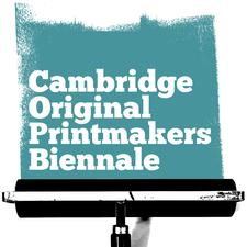 Cambridge Original Printmakers Biennale logo