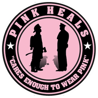 Pink Heals Fire Truck Competition