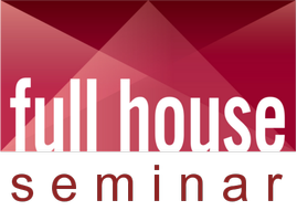 Full House: How to promote your seminar with...