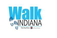Walk Indiana Volunteer Committee & Sponsors logo