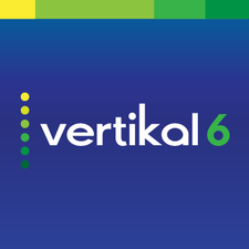 Vertikal 6 logo