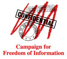Campaign for Freedom of Information logo