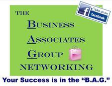The BAG Networking (Business Associates Group) logo