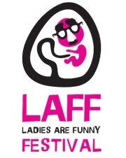 The Ladies Are Funny Festival logo