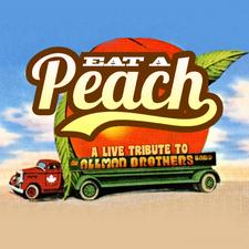 Eat a Peach logo