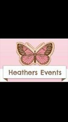 Heathers Events  logo