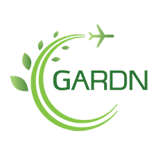 Green Aviation Research & Development Network (GARDN) logo