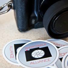 The Photowalk Alliance logo