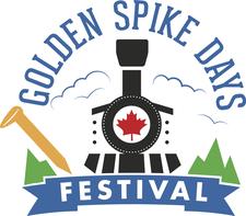 Golden Spike Days Society logo