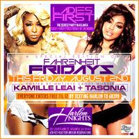 Kamille Leai, Tasonia, MMT & Eye Candy Models Friday...