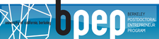 Berkeley Postdoc Entrepreneur Program (BPEP) logo