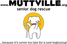 Muttville Senior Dog Rescue logo