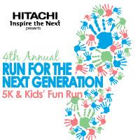 Run for the Next Generation - Kids' Fun Run