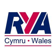 RYA Cymru Wales logo