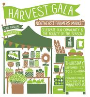 NE Farmers Market Harvest Gala