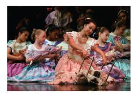 Nutcracker Children's Cast Open Audition