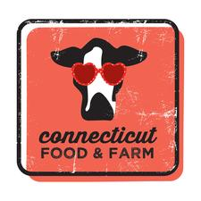 Connecticut Food & Farm  logo