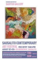 Sausalito Contemporary Art Festival VIP Reception