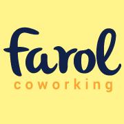Farol Coworking  logo