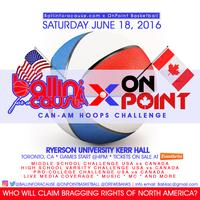 BALLIN FOR A CAUSE x ON POINT CAN AM HOOPS CHALLENGE