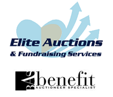 Elite Auctions and Fundraising Services logo