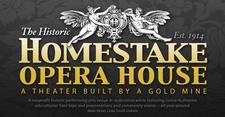 Historic Homestake Opera House logo