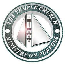 The Temple Church  logo