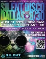 Silent Disco Dallas 8-30
